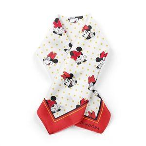 Disney x Pandora Minnie Mouse Rock the Dots Scarf